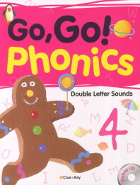 Go Go Phonics. 4: Double Letter Sounds