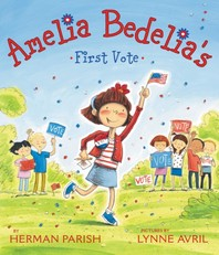 [해외]Amelia Bedelia's First Vote