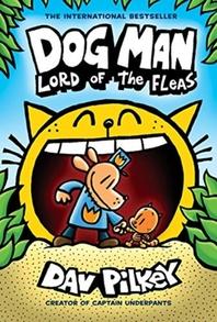 [해외]Dog Man (Hardcover)