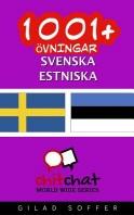 [해외]1001+ Ovningar Svenska - Estniska (Paperback)