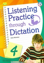 Listening Practice Through Dictation 4(SB+CD) =CD 있음/사용감없는 최상급입니다