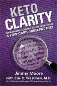 [해외]Keto Clarity (Hardcover)