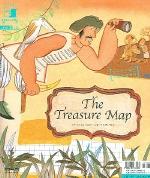 지도와 길찾기 THE TREASURE MAP (그림책으로 영어시작 LEVEL 3-4호)