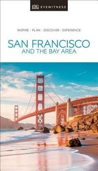 [해외]DK Eyewitness San Francisco and the Bay Area (Paperback)