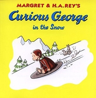 [해외]Curious George in the Snow
