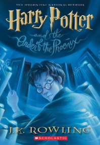 Harry Potter and the Order of the Phoenix(Paperback)