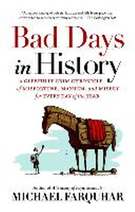 [해외]Bad Days in History (Paperback)
