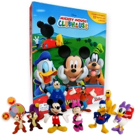 Mickey Mouse Clubhouse Mouseka Fun (My Busy Books) - �DZԾ� ������