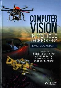 [해외]Computer Vision in Vehicle Technology