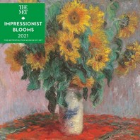 [해외]Impressionist Blooms 2021 Wall Calendar