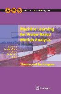 [해외]Machine Learning for Vision-Based Motion Analysis (Paperback)