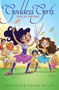 Pallas the Pal (Goddess Girls) 21