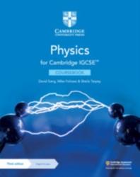 [해외]Cambridge Igcse(tm) Physics Coursebook with Digital Access (2 Years) [With eBook]