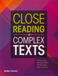 Close Reading of Complex Texts SB G-7