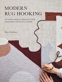 [해외]Modern Rug Hooking