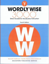 Wordly Wise 3000: Book 7 (4/E)