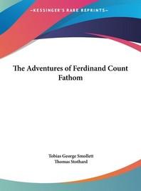 [해외]The Adventures of Ferdinand Count Fathom (Hardcover)