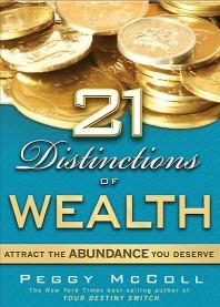 [해외]21 Distinctions of Wealth (Hardcover)