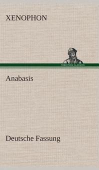 [해외]Anabasis (Hardcover)