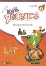 EFL PHONICS. 5(NEW EDITION)(CD)