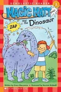 Magic Matt & the Dinosaur (Hello Reader)