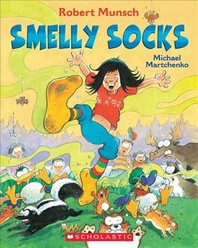 [해외]Smelly Socks