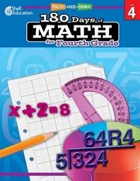 [해외]180 Days of Math for Fourth Grade (Grade 4)
