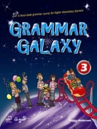 Grammar Galaxy. 3: Student Book, Workbook, CD-ROM