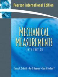 Mechanical Measurements (Paperback)