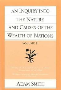 [해외]An Inquiry Into the Nature and Causes of the Wealth of Nations (Vol. 2) (Paperback)