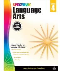 Spectrum Language Arts(Grade 4)