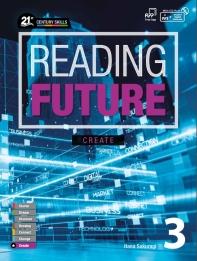 Reading Future Create 3 New(SB+CD)