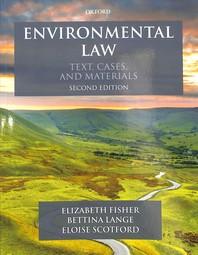 [해외]Environmental Law