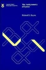 [해외]The Antisymmetry of Syntax