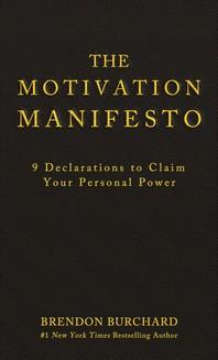 [해외]The Motivation Manifesto (Hardcover)
