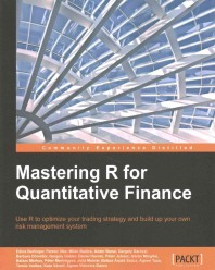 [보유]Mastering R for Quantitative Finance