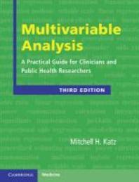 [해외]Multivariable Analysis (Paperback)