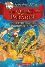 The Quest for Paradise ( Geronimo Stilton and the Kingdom of Fantasy #02 )