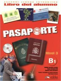 Passporte B1 (S/B+CD)