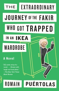[해외]The Extraordinary Journey of the Fakir Who Got Trapped in an Ikea Wardrobe