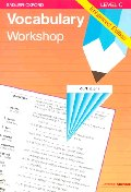 Vocabulary Workshop Level C
