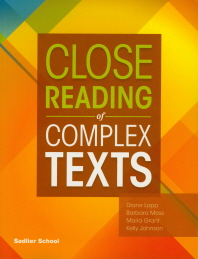 Close Reading of Complex Texts SB G-8