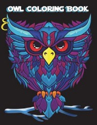 Owl Coloring Book