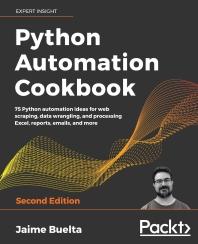 Python Automation Cookbook - Second Edition
