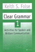 CLEAR GRAMMAR. 1