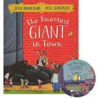 노부영 Smartest Giant in Town, The (2016) (원서&CD)