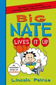 [해외]Big Nate Lives It Up