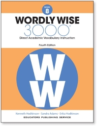 Wordly Wise 3000: Book 8 (4/E)