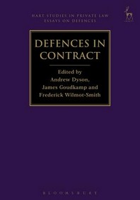 [해외]Defences in Contract (Paperback)