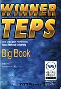 WINNER TEPS BIG BOOK 최신종합편(듣기포함)